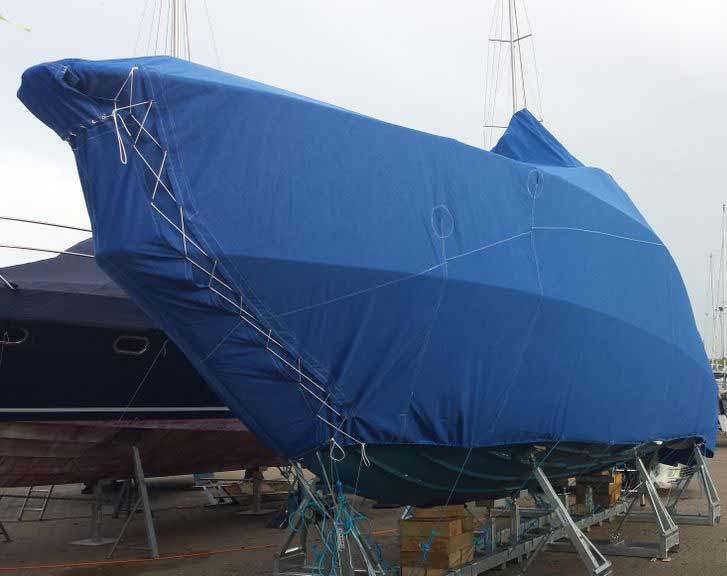 Sailing Covers